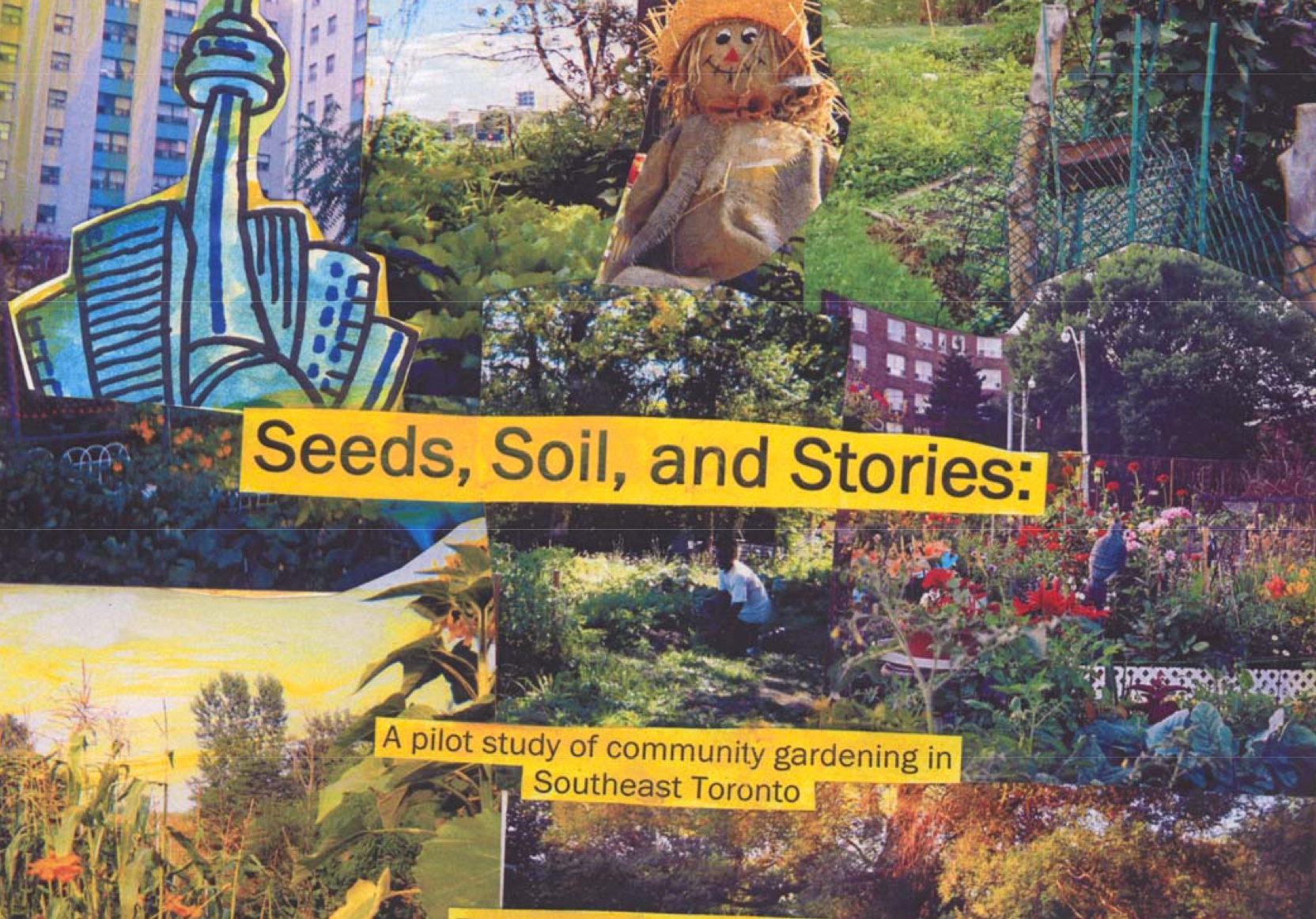 Seeds, Soils and Stories