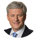 Profile picture of Stephen Harper