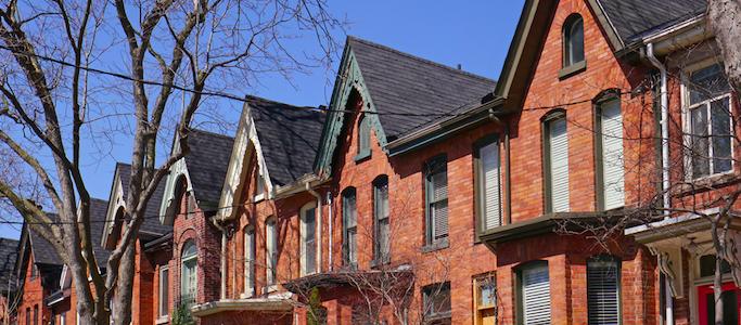 Restored Victorian Housing