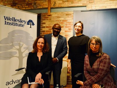Event Recap: AI & Health Equity Panel - April 3, 2019