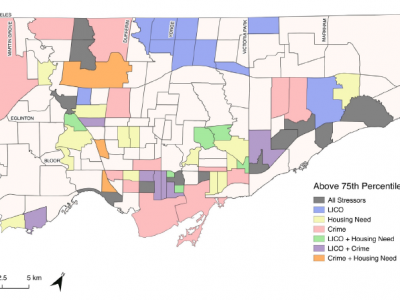 Stress Report: A snapshot of socioeconomic status, housing quality and crime across Toronto neighbourhoods