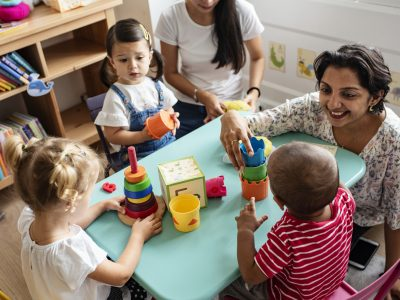 Emergency childcare during COVID-19: Essentially Accessible?