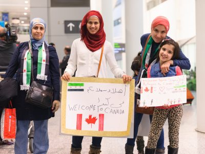 Do Syrian refugees perceive improved physical and mental health a year after resettling in Canada?