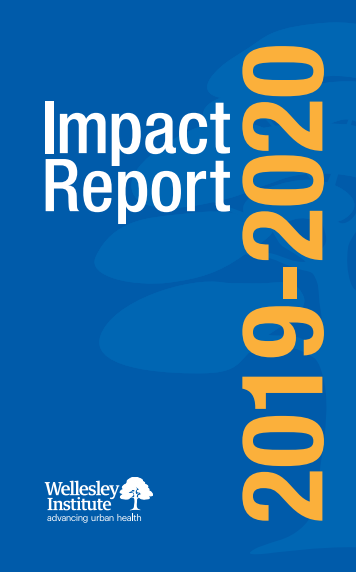 impact report cover 2019-2020