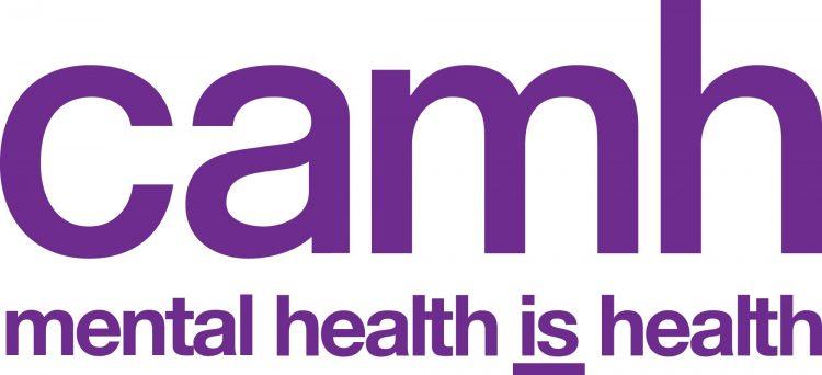 camh mental health is health logo