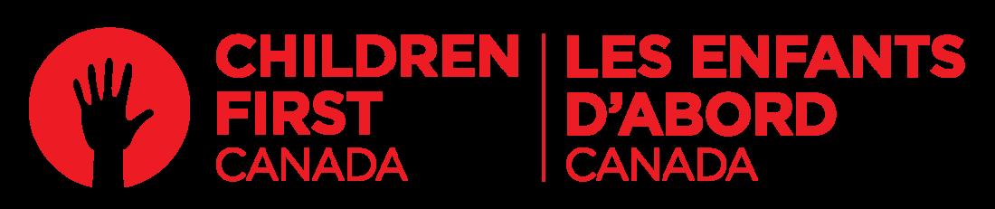 children first canada logo