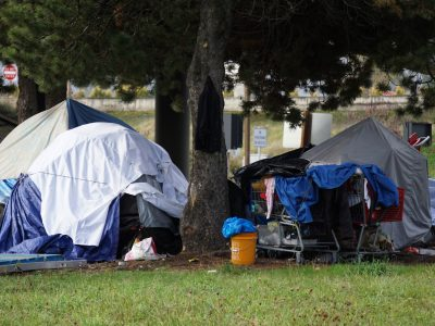 A new normal for ending homelessness: Collective action towards adequate support